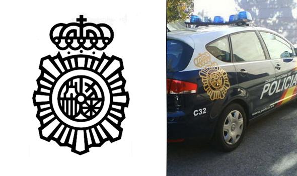 Pepe Cruz Novilla fue el creador del logo del cuerpo nacional de policia