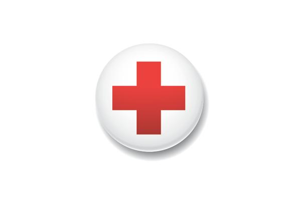 nueva imagen simbolo de la Cruz Roja Americana