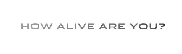imagen del slogan de la marca jaguar How alive are you?