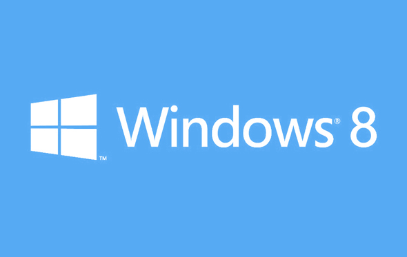 símbolo windows 8 imagne