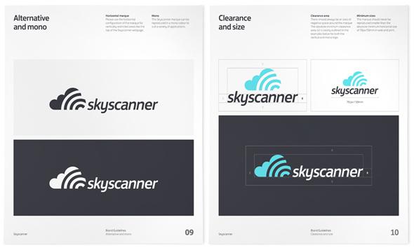 nueva image skyscannner logotipo