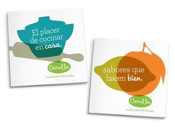 nueva imagen de marca de Carulla supermecados de Colombia