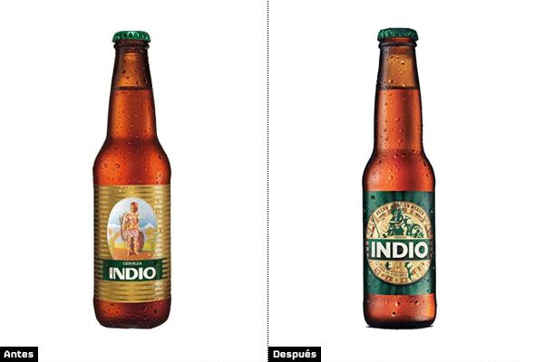 Una de las principales cervezas mexicanas redisea su identidad y
