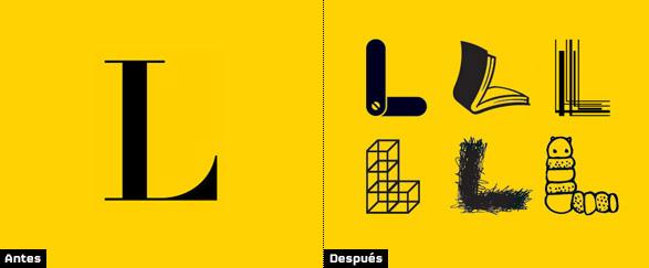 Landor replantea su identidad corporativa con cientos de for Landor logo