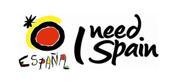 logo turístico España Miró 1983