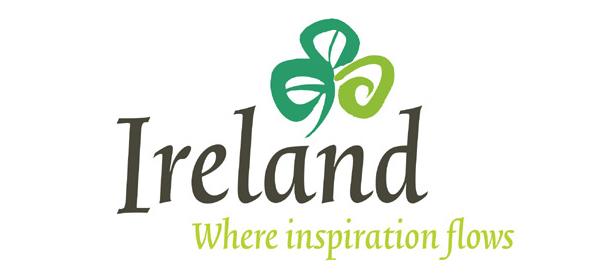 logo Irlanda donde la inspiracion fluye