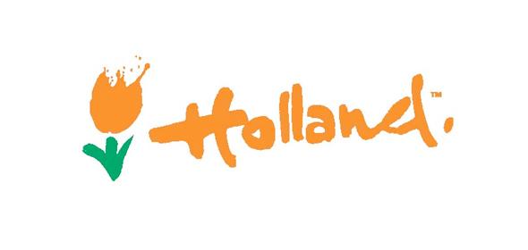 logo Holanda tulipan