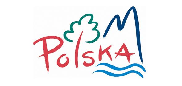 logo polonia inspirado en la naturaleza