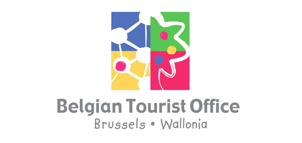 logotipo promoción turística de Bélgica