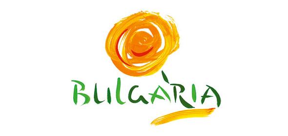 logo turistico de Bulgaria