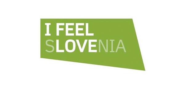 logo turístico Eslovenia