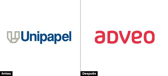 Unipapel cambia de identidad y pasa a llamarse Adveo | Brandemia ...