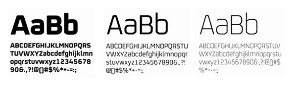 Tipografía personalizada con una nueva font para la nueva imagen de Repsol