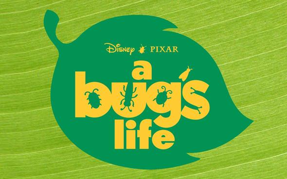 Logo Disney Bichos - Logotipo de Pixar - Brandemia_