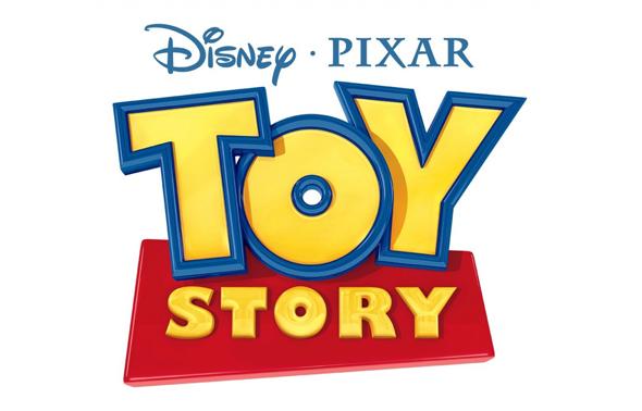 Logotipo Disney Toy Story de Pixar - Brandemia_