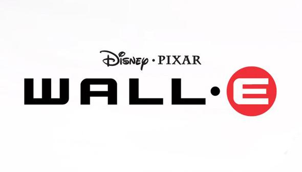 Logotipo Disney - Pixar - Wall-e - Brandemia_