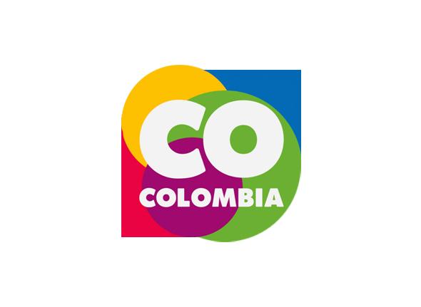 logotipo marca colombia