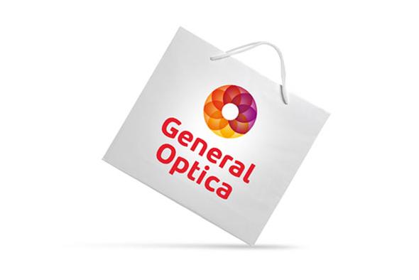 publicidad de general optica