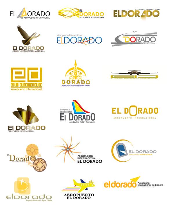 historia del logotipo el dorado