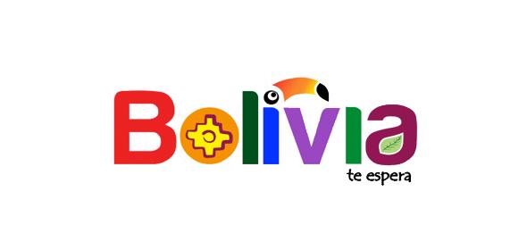 logo de la marca pais bolivia te espera