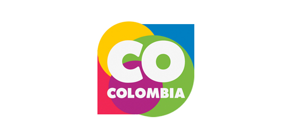 símbolo de la marca país Colombia