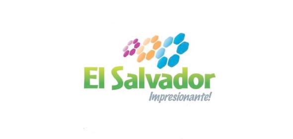 logo de la marca país El Salvador impresionante