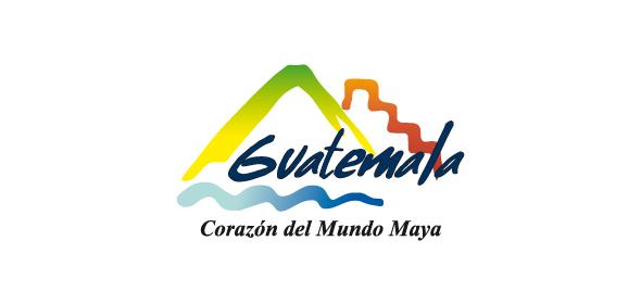 logo de la marca país Guatemala Corazón del mundo Maya