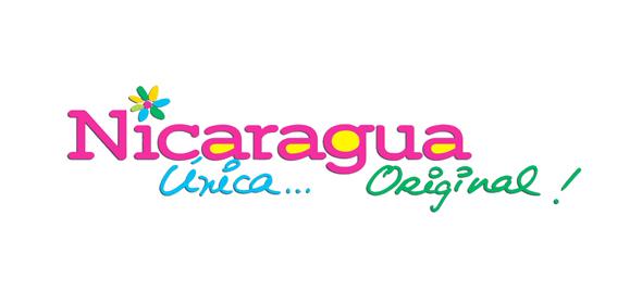 logo de la marca país Nicaragua única ... original