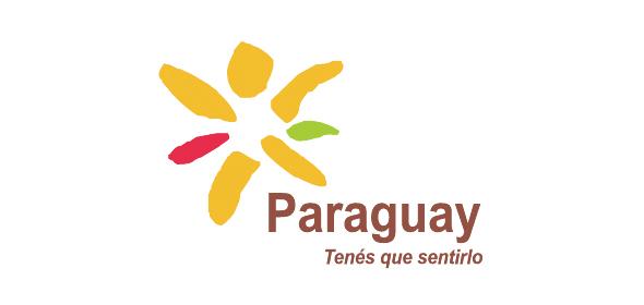logo de la marca país Paraguay Tenés que sentirlo
