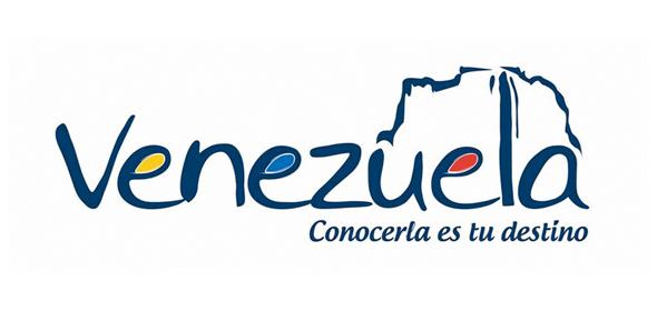 logo de la marca país Venezuela Conocerla es tu destino