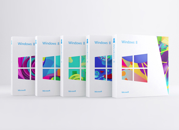 imagen productos windows 8 packaging