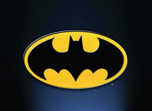 logotipo de Batman - Brandemia_