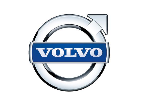 Rediseño del logo de Volvo