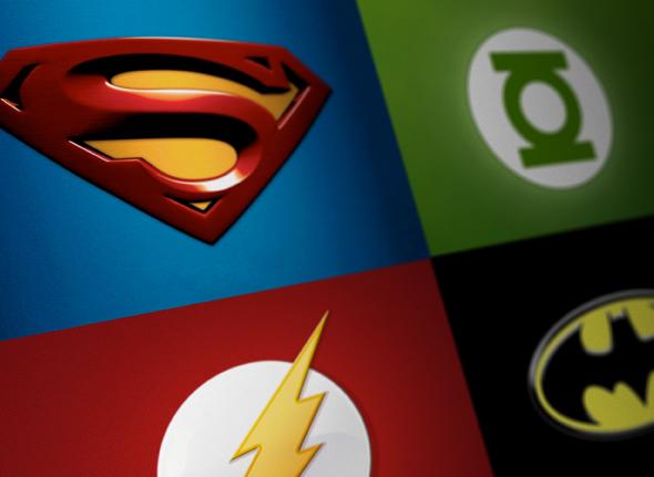 logos de superheroes - Brandemia_