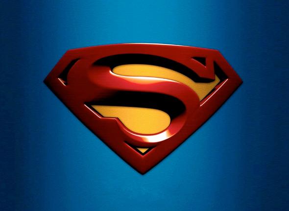 símbolo de Superman