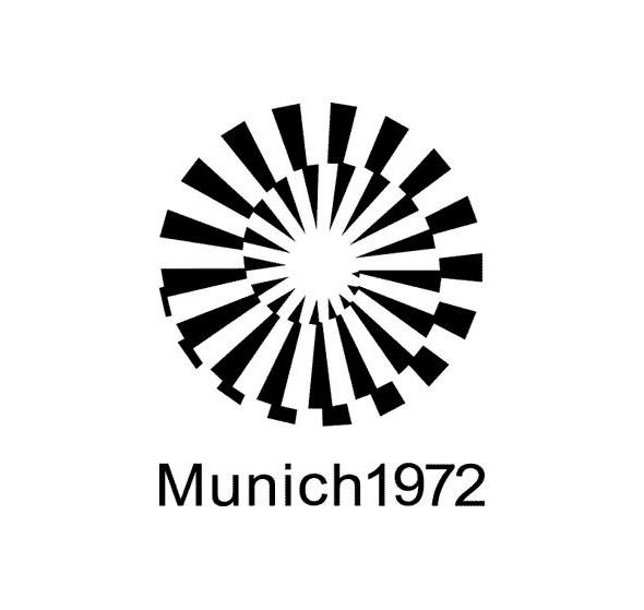 logo Munich 1972 braun otl aicher