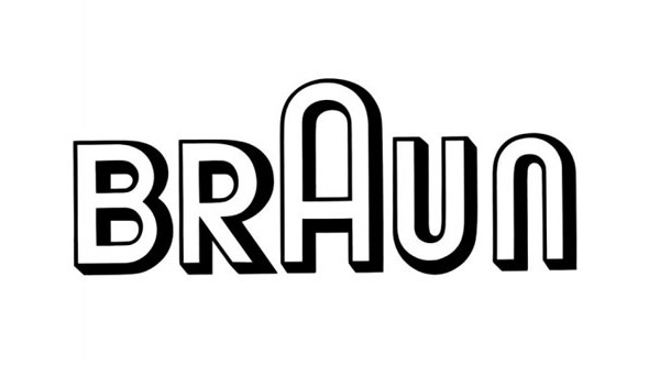 logotipo Braun 1934 otl aicher
