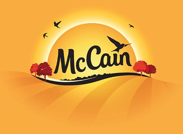 logo de patatas mccain
