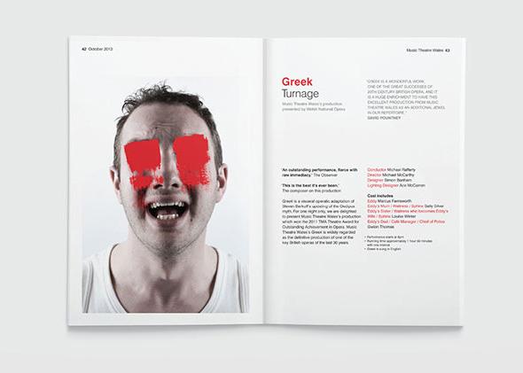 imagen de revista de opera de gales