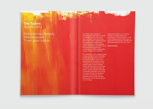 The tudors imagen del boceto de la opera de gales otoño 2013