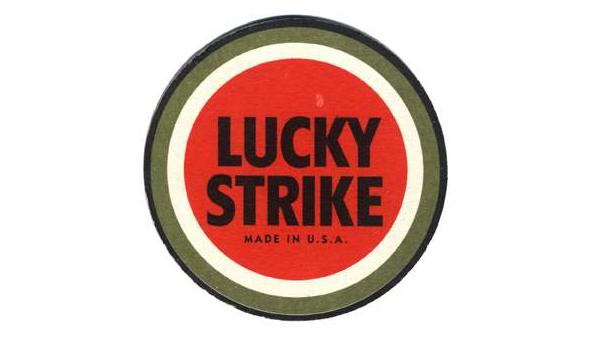 Raymond Lucky creador del logotipo Lucky Strike