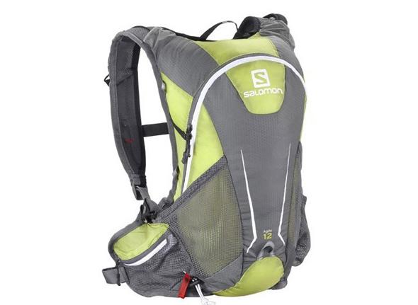 imagen de mochila salomon nuevo logo