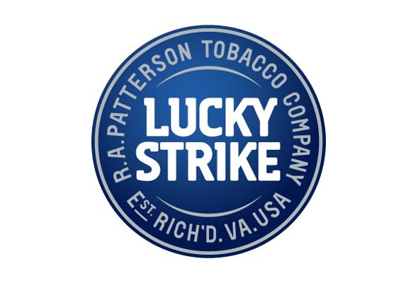 logo lucky strike azul nueva imagen