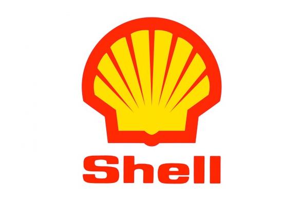 Rayond Loewy rediseño del logo de Shell en 1971