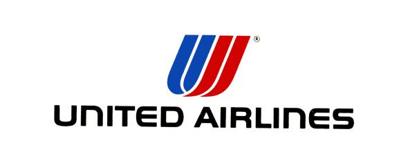Logo United Airlines diseñado por Saul Bass