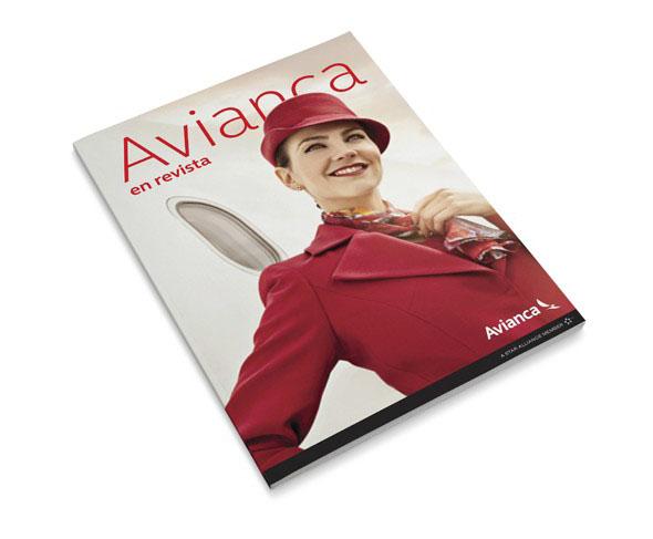 Nueva imagen corporativa de la marca Avianca