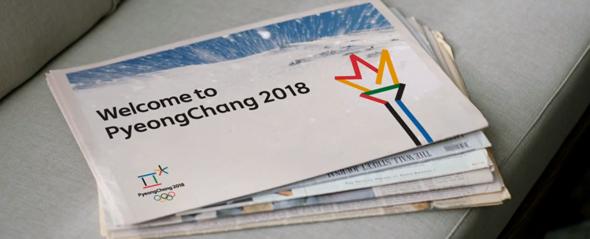 publicidad olimpiadas 2018 invierno
