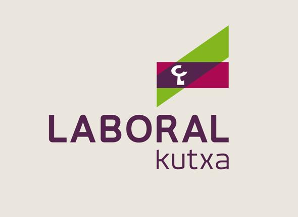 logotipo de la nueva caja laboral kutxa fusión de cajas en España
