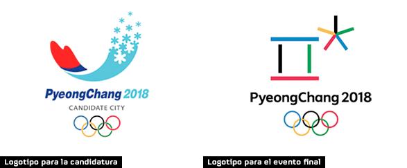 Se Presenta La Identidad De Los Juegos Olimpicos De Invierno 2018