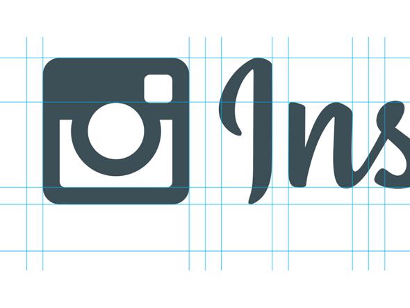 instagram detalle del rediseño de la nueva imagen corporativa